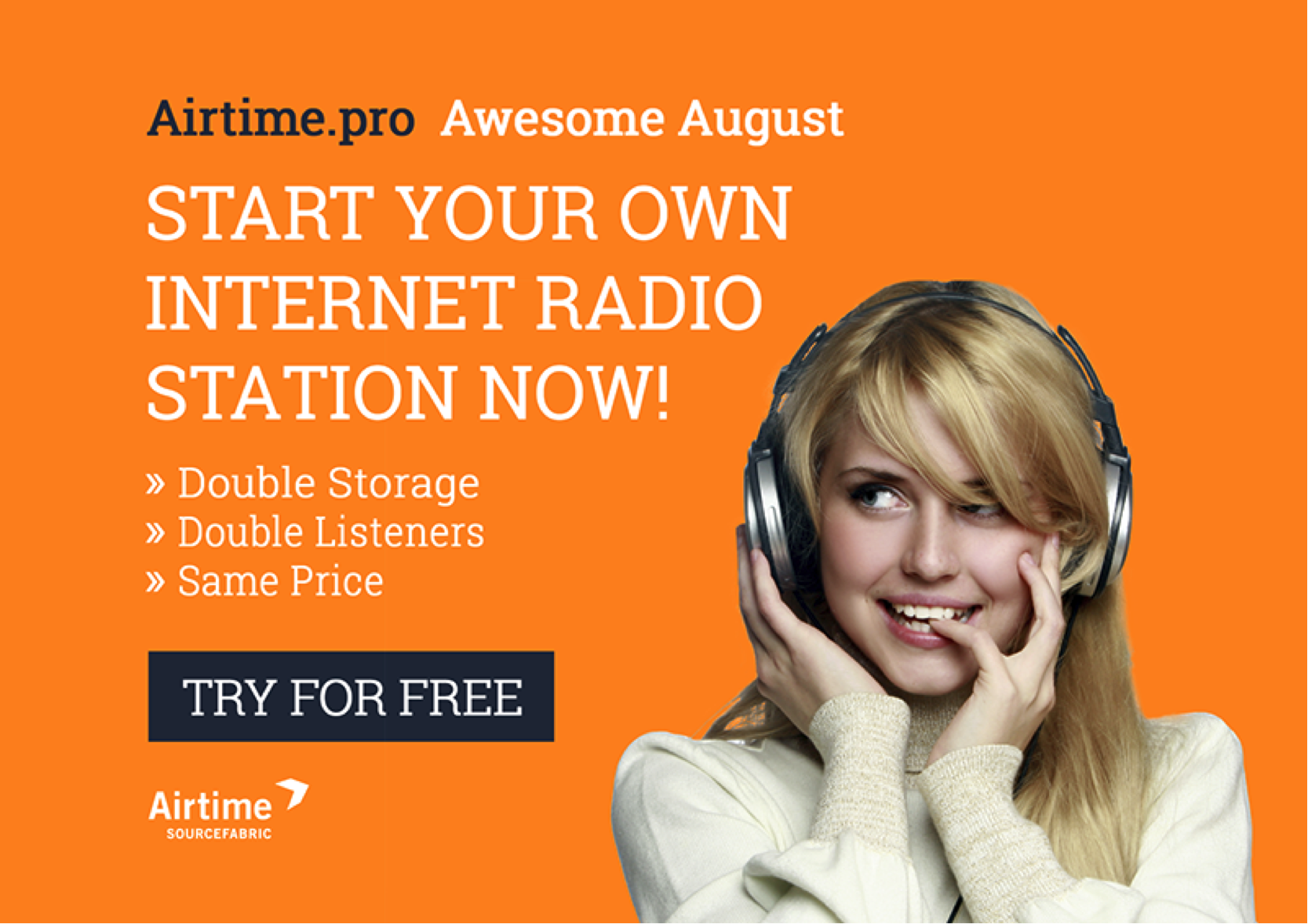 Start Your Own Internet Radio Station with Airtime Pro