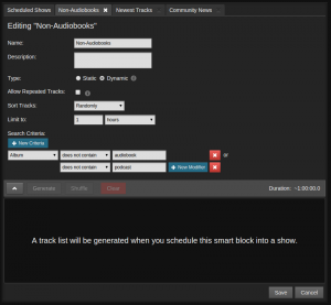 Smart Block Editor Dynamic Tabbed