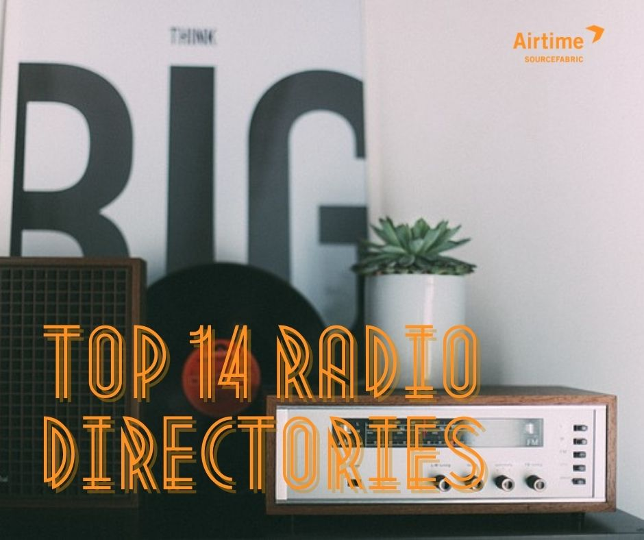 Top 14 radio directories to submit your internet station to in 2021